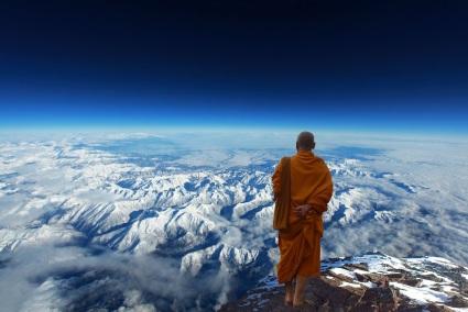 Meditation Buddhist Monk Buddhism Enlightenment
